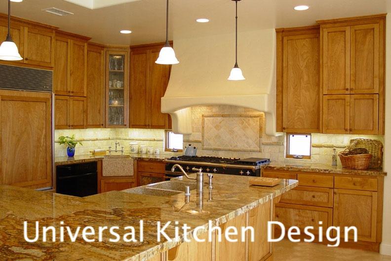 Universal Kitchen Design Kbtribe