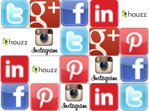 social media icon pic