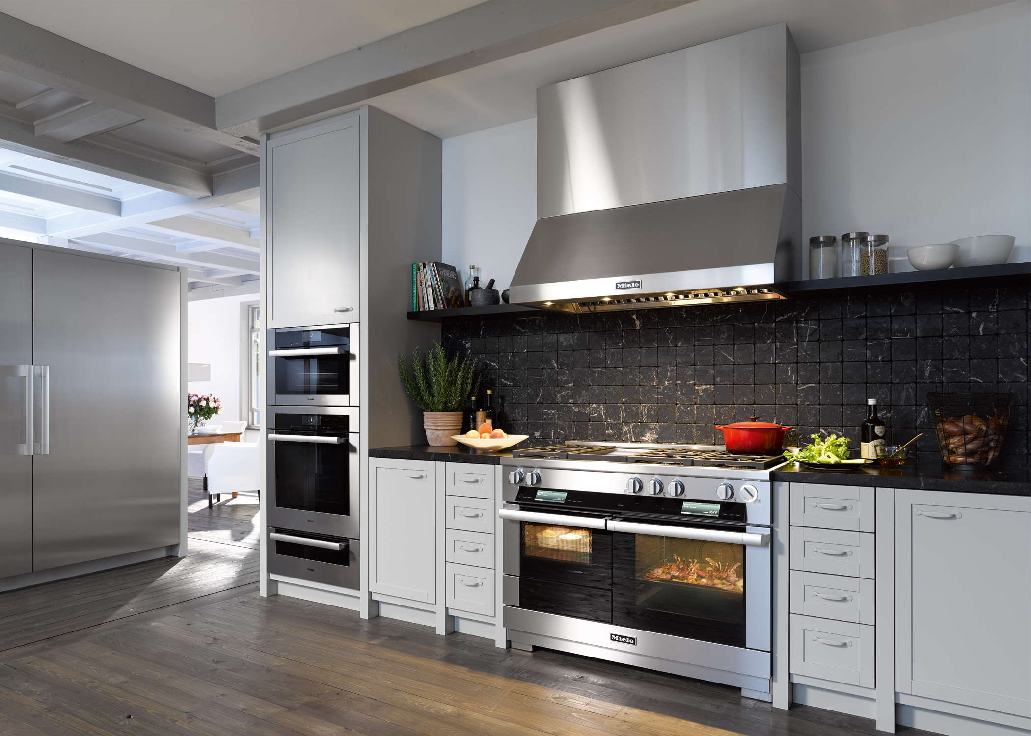 Range technology and holiday cooking kbtribechat for Küchen miele