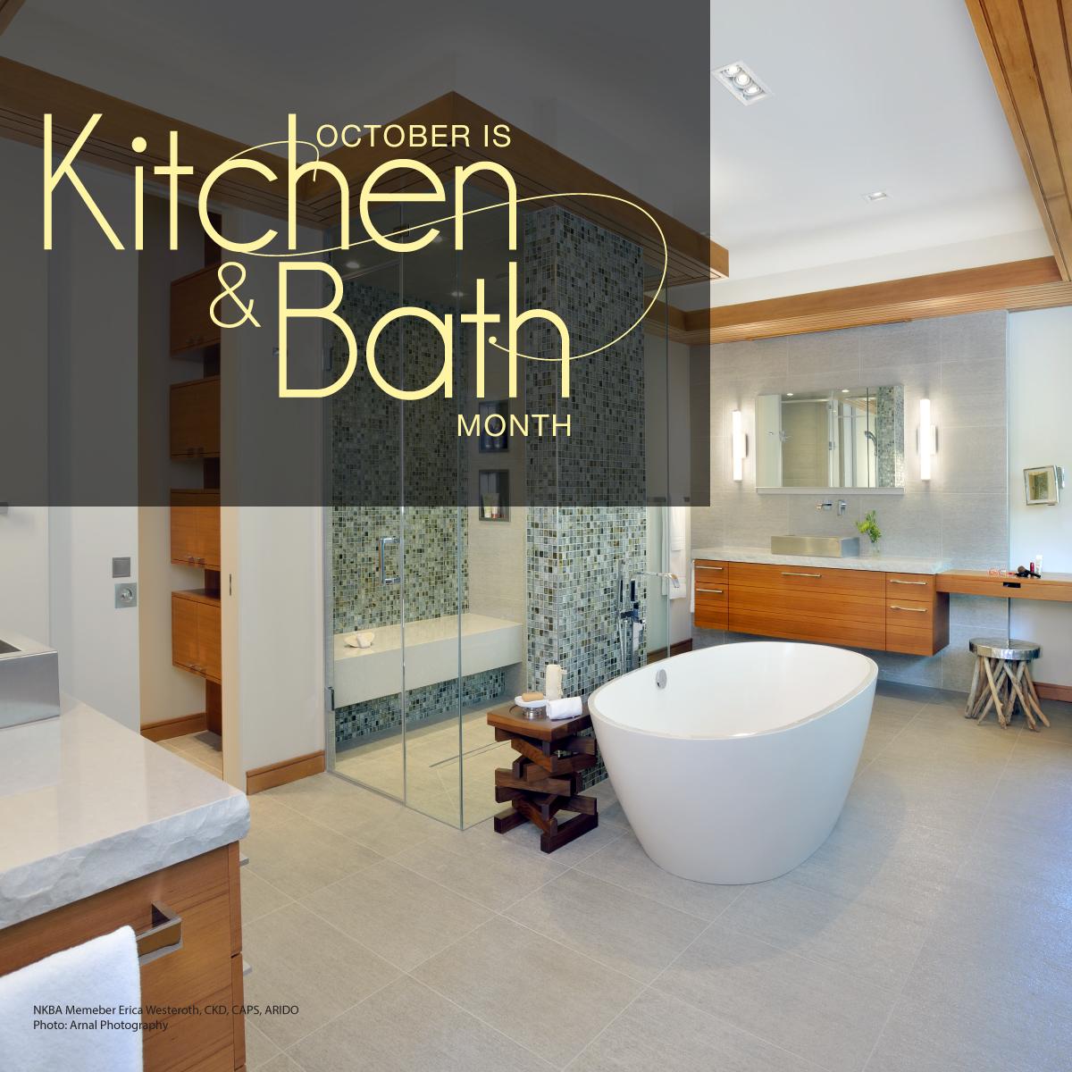 Kick off Kitchen & Bath Month with NKBA & KBIS!   KBtribechat