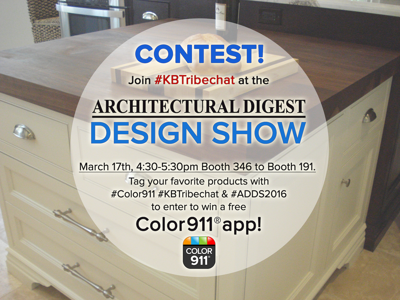 KBTribechat CONTEST announcement 1