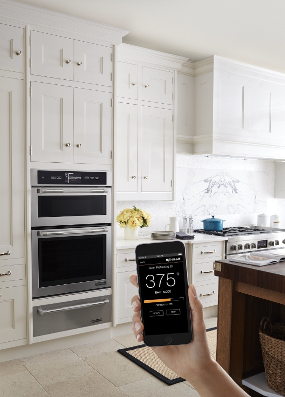 Jenn-Air- Connected Wall Oven