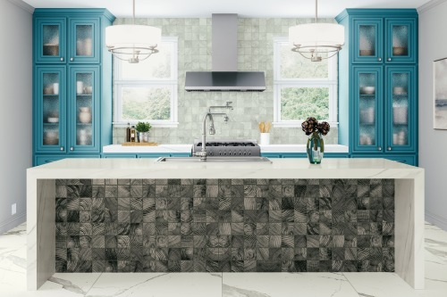 Convergence by Crossville - kitchen