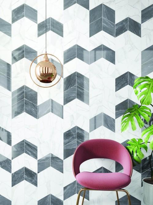 Non Rectangular Tile Trend