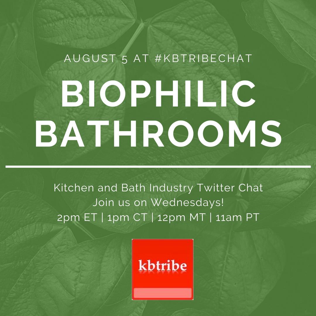 Biophilic Designed Baths